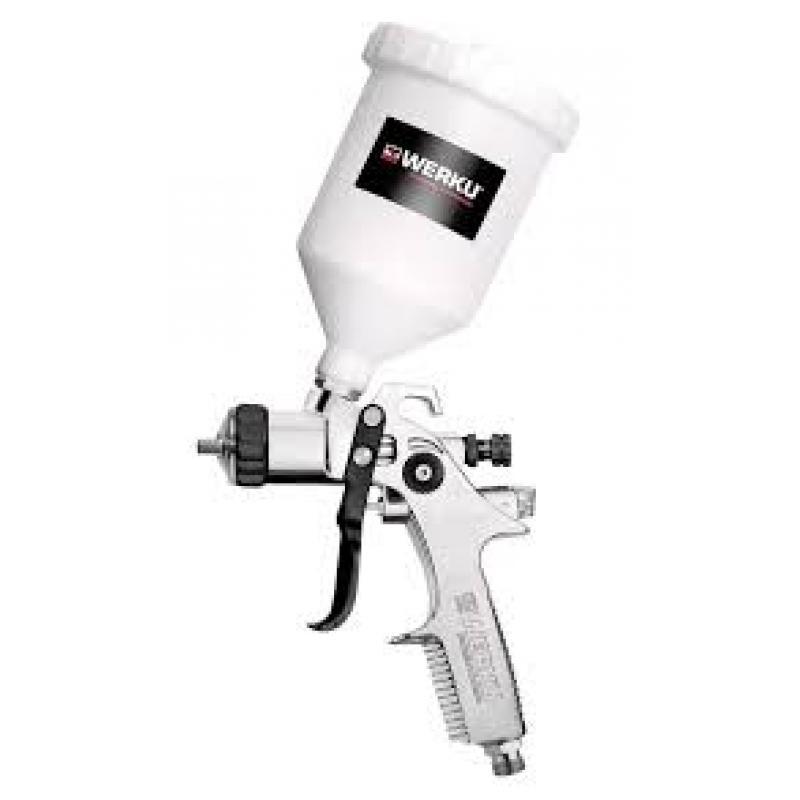 Alquiler Pistola Esmalte Fin Sem
