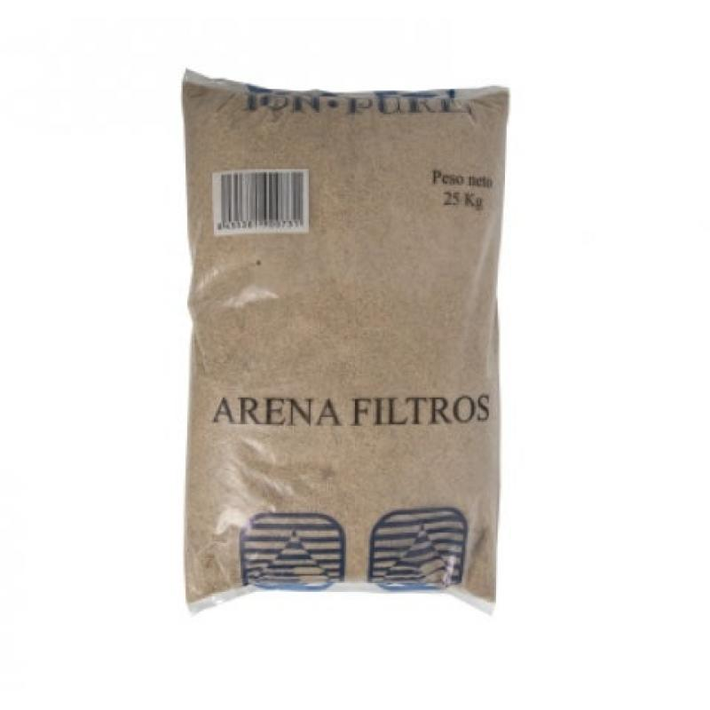 Arena Silice 25 Kg